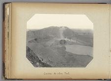 Cratère du volcan Taal